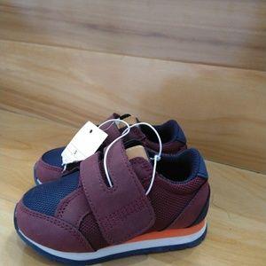 Cat & Jack baby boy shoes size 5